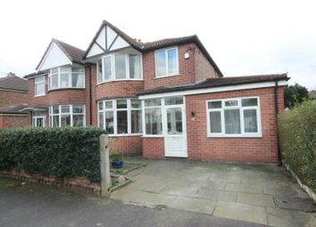 Thumbnail 3 bed semi-detached house for sale in Woodheys Drive, Sale