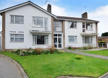 Thumbnail 2 bed flat for sale in Cedar Lodge, Cudlow Garden, Rustington, Littlehampton