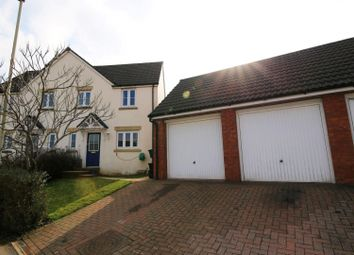 Thumbnail 3 bed semi-detached house for sale in Devonshire Rise, Tiverton