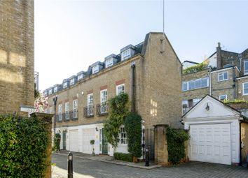 Farrier Walk, London SW10. 3 bed end terrace house for sale