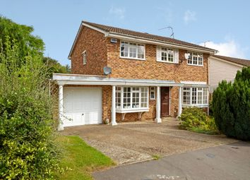 Thumbnail 4 bedroom detached house to rent in The Dene, Sevenoaks