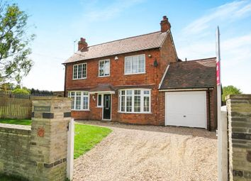 Thumbnail 3 bed detached house for sale in Long Lane, Kegworth, Derby