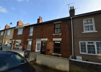 Thumbnail 2 bed terraced house for sale in Percy Street, Rodbourne, Swindon, Wiltshire