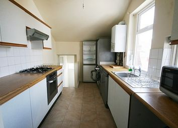 Thumbnail 4 bedroom maisonette to rent in Cartington Terrace, Heaton, Newcastle Upon Tyne