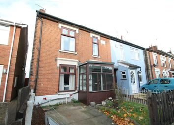 Thumbnail 3 bedroom semi-detached house for sale in Rosehill Road, Ipswich, Suffolk
