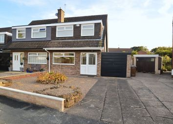 Thumbnail 3 bed semi-detached house for sale in Haise Court, Nottingham