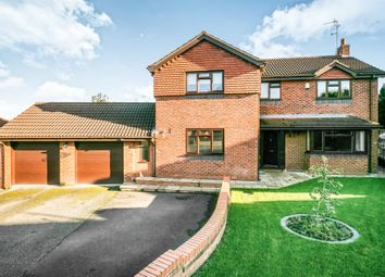 Thumbnail 4 bed detached house for sale in Foxglove Court, Frodsham