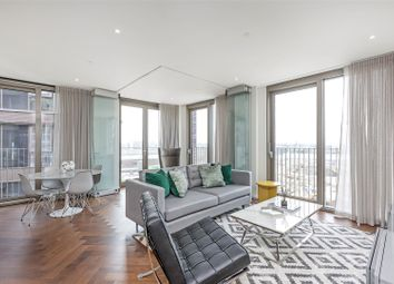 Thumbnail 2 bed flat for sale in Capital Building, Embassy Gardens, 8 New Union Square, Nine Elms, London