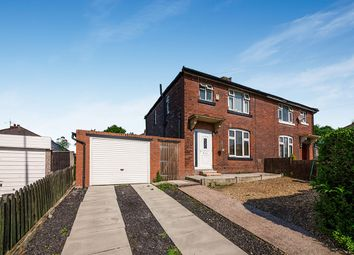 Thumbnail 3 bedroom semi-detached house for sale in Armitage Avenue, Little Hulton, Manchester