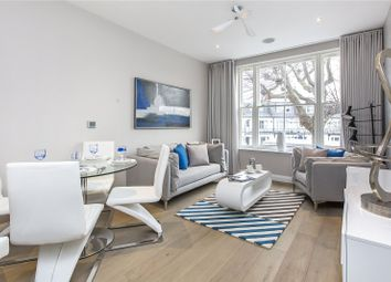 Thumbnail 2 bed flat for sale in Riverton Apartments, 132 Wandsworth Bridge Road, London