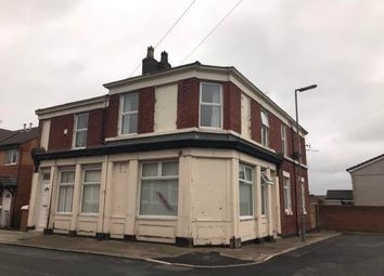 Thumbnail 4 bed end terrace house for sale in Park Hill Road, Toxteth, Liverpool