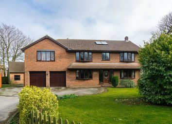Thumbnail 5 bed detached house for sale in Church View, Patrington, East Riding Of Yorkshire