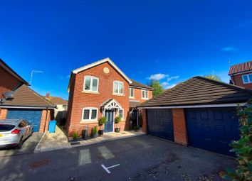 Thumbnail 3 bed semi-detached house for sale in Leverett Gardens, Oakdale, Poole