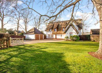 Thumbnail Detached house for sale in Walton Way, Wellesbourne, Warwick