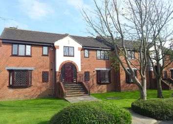 Thumbnail 2 bed flat for sale in Skelldale Close, Ripon
