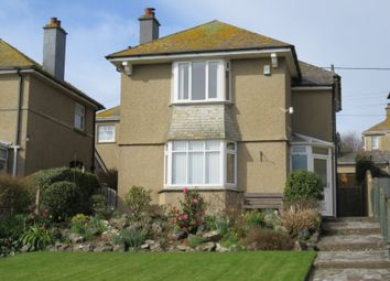 Thumbnail 3 bed detached house for sale in Lariggan Road, Penzance