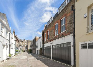 Thumbnail 3 bed mews house for sale in Marylebone Mews, London