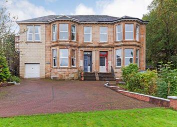 Thumbnail 6 bed semi-detached house for sale in Glenlea, Glenburn Street, Port Glasgow, Inverclyde