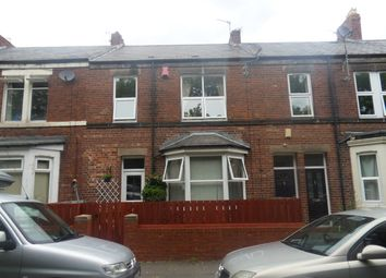 Thumbnail 3 bed terraced house for sale in Holly Avenue, Wallsend