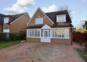 Thumbnail 5 bed detached house for sale in Vancouver Close, Farnborough, Orpington