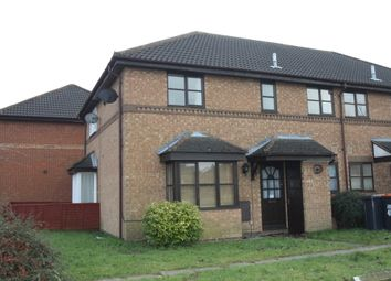 Thumbnail 2 bed terraced house to rent in Norse Road, Bedford
