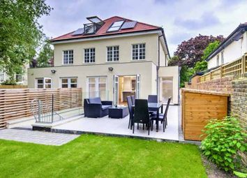 Thumbnail 5 bed semi-detached house for sale in Arlington Road, Twickenham, Greater London