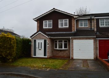 Thumbnail 4 bed detached house for sale in Wodehouse Close, Wombourne, Wolverhampton