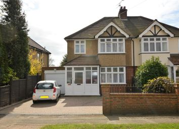 Thumbnail 3 bed semi-detached house for sale in Green Lane, St.Albans