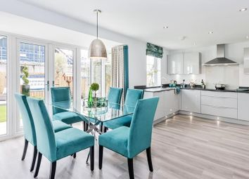 "Thumbnail 4 bed detached house for sale in ""Ballater"" at Malletsheugh Road, Newton Mearns, Glasgow"