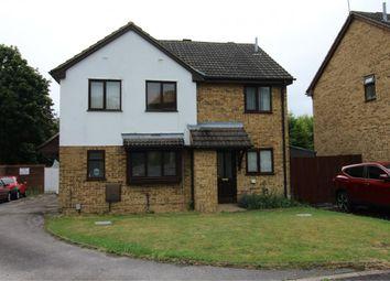 Thumbnail 3 bed semi-detached house for sale in Beaumont Grove, Aldershot