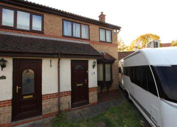 Thumbnail 3 bedroom semi-detached house for sale in Westerhope Court, Darlington