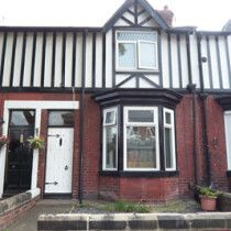 Thumbnail 2 bed terraced house to rent in Belgrave Gardens, South Shields