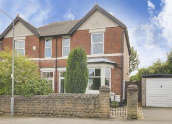 Thumbnail 4 bed semi-detached house for sale in Blackhill Drive, Carlton, Nottinghamshire