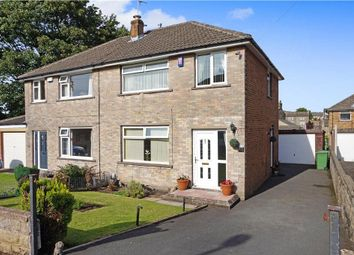 Thumbnail 3 bed semi-detached house for sale in Westcroft, Honley