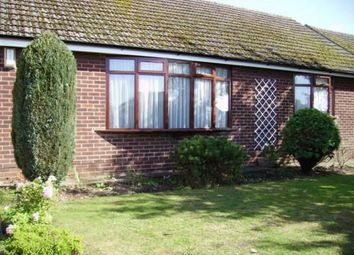 Thumbnail 2 bed detached bungalow to rent in Midway, Darley Abbey, Derbyshire