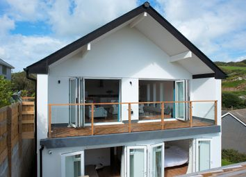 Thumbnail 4 bed detached house for sale in Chymbloth Way, Coverack, Helston