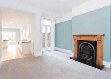 Thumbnail 3 bedroom terraced house to rent in Second Avenue, York