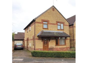 Thumbnail 4 bed detached house for sale in Larch Close, Woodford Halse