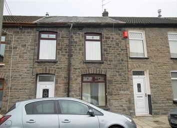 Thumbnail 3 bed terraced house for sale in Ton Row, Ton Pentre, Pentre