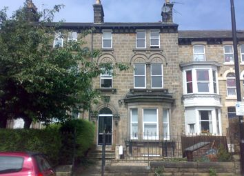 Thumbnail 1 bed flat to rent in Cheltenham Mount, Harrogate