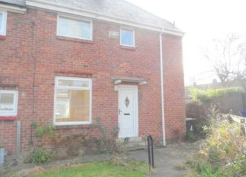 Thumbnail 2 bed end terrace house for sale in Staward Terrace, Walker, Newcastle Upon Tyne