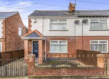 Thumbnail 2 bed semi-detached house for sale in Chester Le Street