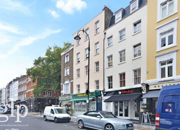 Thumbnail 1 bedroom flat to rent in Charlotte Street, Fitzrovia