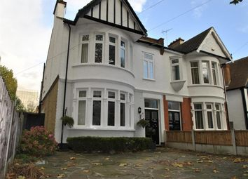 Thumbnail 4 bedroom semi-detached house for sale in Boston Avenue, Southend-On-Sea