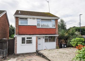 Thumbnail 3 bed detached house for sale in Clapgate Lane, Bartley Green, Birmingham