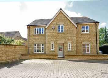 Thumbnail 4 bedroom detached house for sale in Normangate, Ailsworth, Peterborough