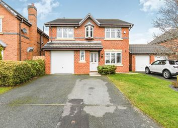 Thumbnail 4 bed detached house for sale in Kennington Park, Widnes