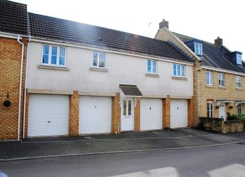 Thumbnail 2 bed terraced house for sale in Mayfly Road, Swindon