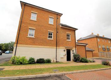 Thumbnail 1 bed flat for sale in Jasper Court, Rainbow Road, Slade Green, Kent