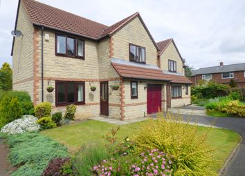 Thumbnail 4 bed detached house for sale in Mackintosh Court, Gilesgate, Durham